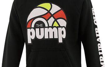 Mikina s kapucí Reebok Classic Pump OTH Hoody Black