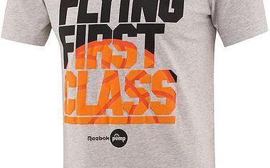 Triko Reebok Classic Flying 1St Class Light Grey