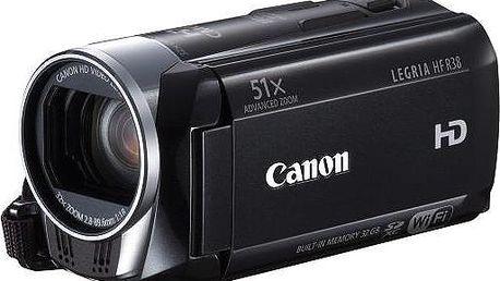 PANASONIC Digitální videokamera Canon HF R38