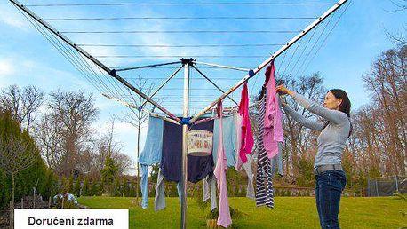 Velký zahradní sušák na prádlo Benco
