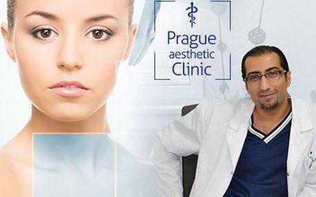 Omlazující péče HydraFacial™ na špičkové lékařské klinice!