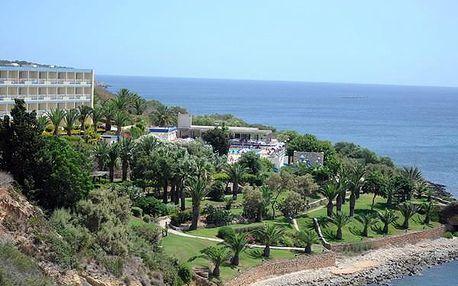 Hotel MELLIEHA BAY, Malta, letecky s polopenzí