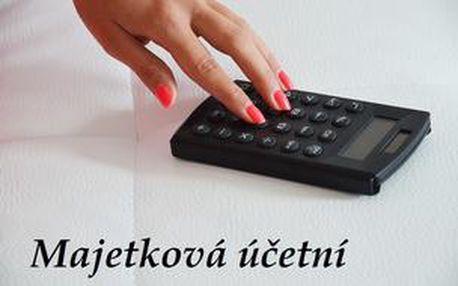 Majetková účetní - odpolední 9.4. 2015