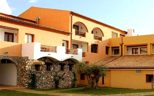 Hotel BORGO DI FIUZZI, Kalábrie, Itálie, plná penze