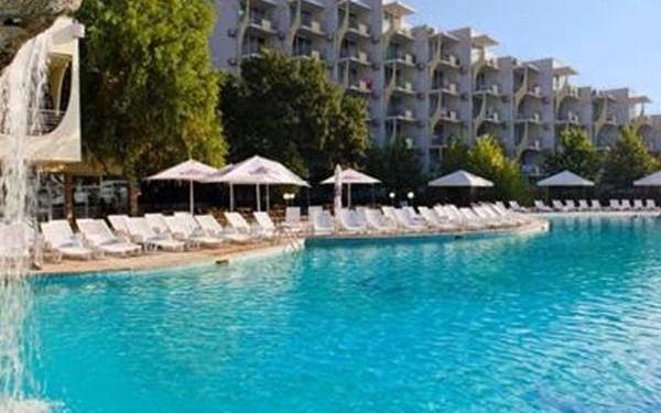 Hotel LAGUNA BEACH, Severní pobřeží, Bulharsko, letecky, all inclusive