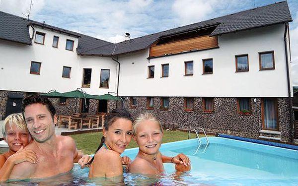 3 dny na Dolní Moravě - polopenze, koupání v bazénu a 2 děti zdarma