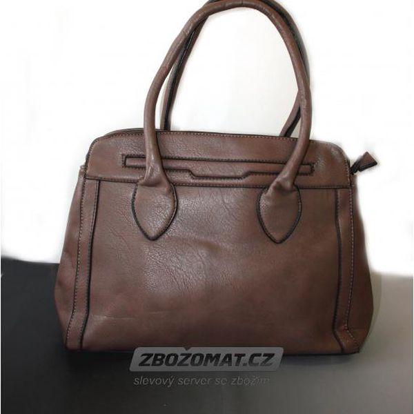 Elegantní dámská kabelka Bella v moderní hnědé barvě!