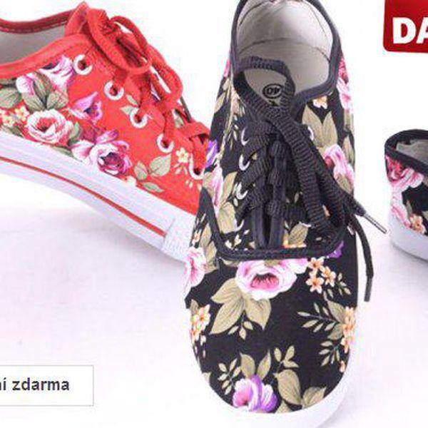 Jarní dámské tenisky Danea