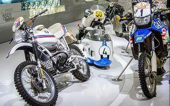 Zájezd do výrobny motorek BMW