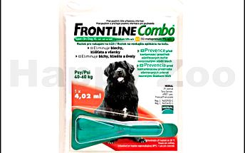 FRONTLINE Combo Spot-on Dog (XL) 1x4,02ml (pro psy 40-60kg)