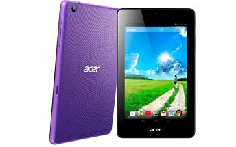 Dotykový tablet Acer Iconia One 7