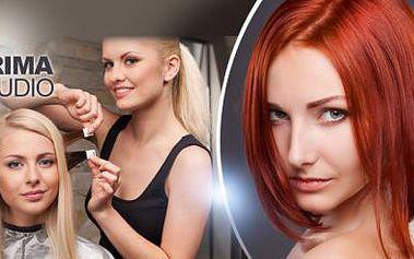 Kompletní kadeřnický balíček pro všechny délky vlasů! Střih, barvení, mytí a foukání! Také varianta s barvením!