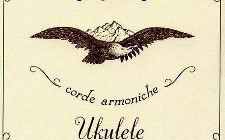 Struny pro banjo ukulele Aquila 43U