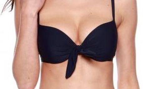 Pohodlný dámský vrchní díl plavek s.Oliver 972172_403 modrá