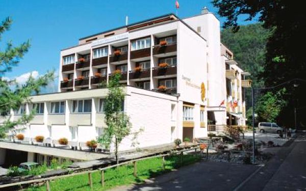 Švýcarsko, doprava vlastní, snídaně, ubytování v 3,5* hotelu na 11 dní