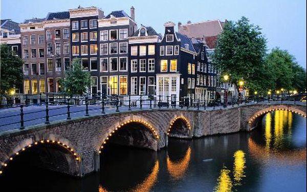 Nizozemsko: Amsterdam, Alkmaar, skanzen Zaanse Schans s ubytováním v hotelu, s dopravou a s průvodcem