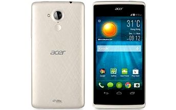 "Acer LIQUID Z500 5"" 1280x720, 1,3GHz Quad -Core, Android 4.4 ROM 4GB, RAM 1G - Výprodej"