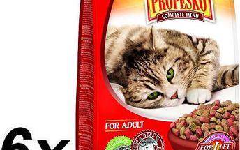 Propesko granule kočka hovězí se zeleninou 10,8 kg