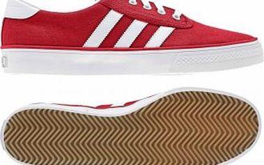 Pánská volnočasová obuv KIEL červená EUR