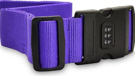 Zámek na kufr Bagage Purple