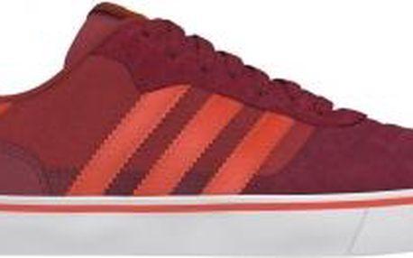 Pánská skateboardingová obuv COPA VULC červená
