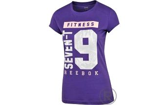 Dámské tričko GT 79 TEE fialová