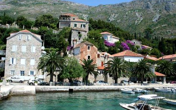 Chorvatsko, oblast Dubrovník, doprava vlastní, bez stravy, ubytování v 3* hotelu na 8 dní