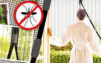 Magic Mesh: samozavírací síť proti hmyzu.