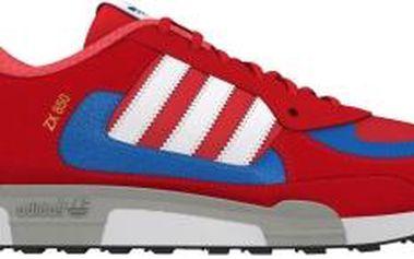 Pánská volnočasová obuv ZX 850 červená