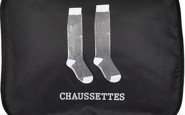 Cestovní pouzdro na ponožky Chaussettes