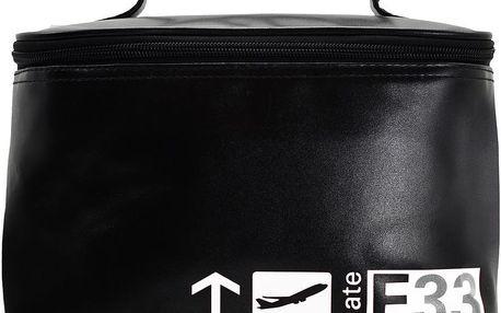 Cestovní kosmetická taška Vanity Black