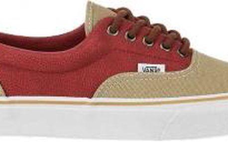 Pánská lifestylová obuv ERA červená