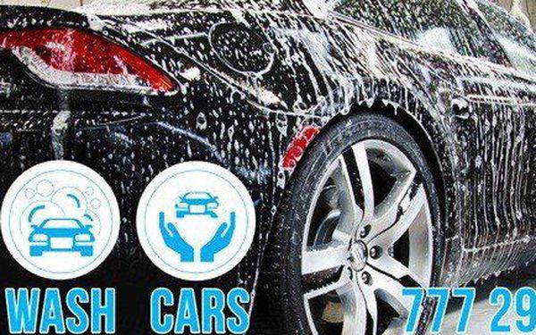 Kompletní ruční mytí automobilů - Timewashcars.cz