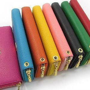 Elegantní dámské peněženka, výběr z 8 barev, vč. doručení
