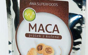 Salvia paradise Maka - Maca 250g prášek AWA superfoods