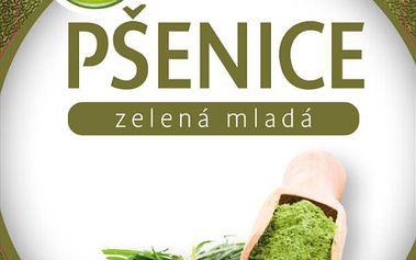 Zelená mladá pšenice 200g AWA superfoods