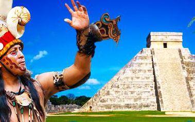 Poznáváme Latinskou Ameriku: 13 dní na cestách po Mexiku, Guatemale a Belize!