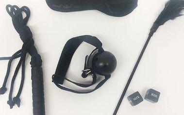 BDSM set pro vašich 50 odstínů šedi