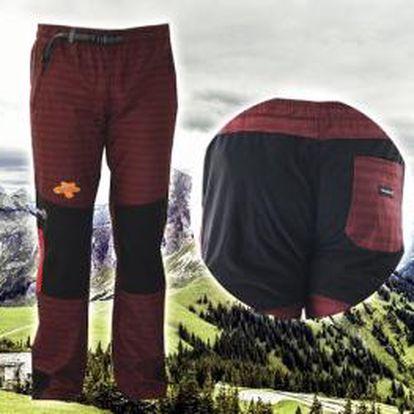 Pánské sportovní kalhoty značky Neverest jen za 298 Kč! Funkční, skvělé na túry, výběr ze čtyř barev.