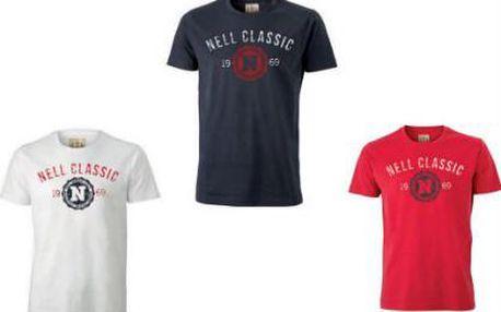 Móda pro aktivní muže: Tři pánská trika značky NELL