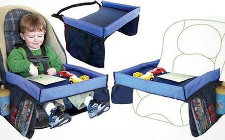 Dětský stoleček do auta, kočárku či letadla