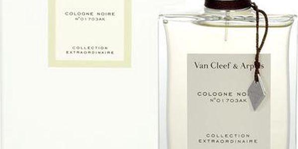 Parfémovaná voda Van Cleef & Arpels Collection Extraordinaire Cologne Noire