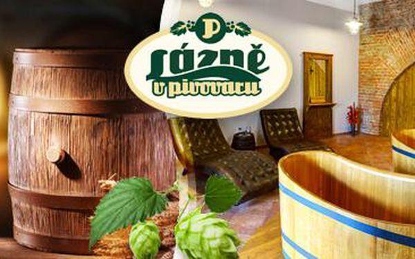 Pivní lázně v Poděbradech: s ubytováním na 3 dny pro 2 osoby.