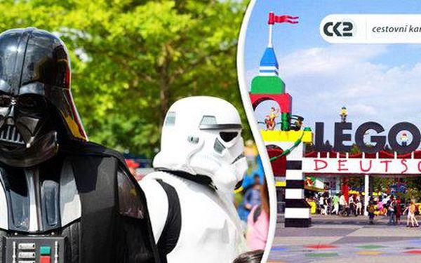 Den Star Wars™ v německém LEGOLANDU