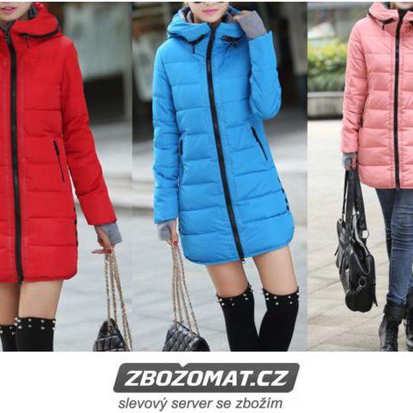 Prošívaná zimní bunda Bao - VÝPRODEJ!