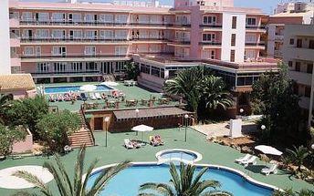 Playa Mar Apartmá, Mallorca, Španělsko, letecky