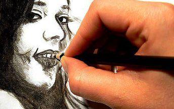 Víkendový kurz kreslení oběma hemisférami se slevou 68 %. Termíny až do června 2015!