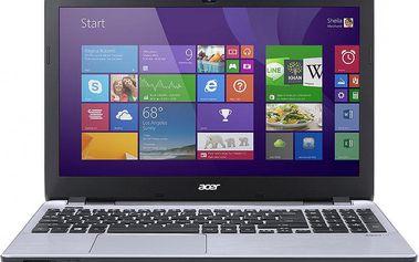 Notebook Acer Aspire V15 Silver (NX.MPYEC.001)