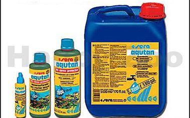 Prostředek pro úpravu vody v akváriu SERA - Aquatan 5 l