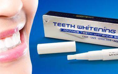 Bělící tužka na zuby: zářivě bílý úsměv v pohodlí domova.
